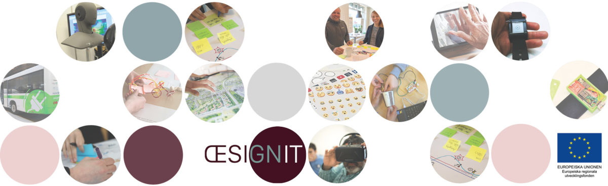 DesignIT – en satsning på interaktionsdesign i små och medelstora företag