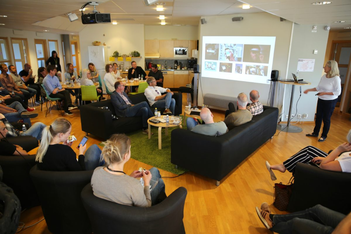 Öppet Hus med teknikstudioinvigning och AI-föreläsning