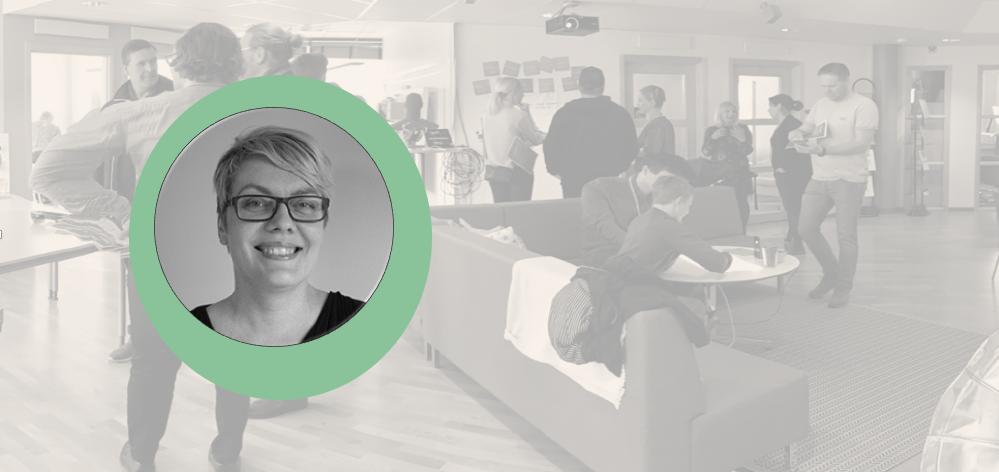 Välkommen till slutseminarium med öppet hus och workshop med Johanna Hautamäki